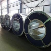 China HDG steel coil, 0.14 to 1.2mm thickness on sale