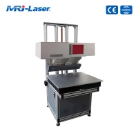 Buy cheap 3D CO2 Laser Marking Machine Wood Engraving Machine product