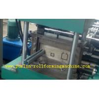 Buy cheap Metal Stud And Track Roll Forming Machine , Steel Plate Rolling Forming Machines product