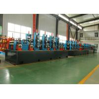 Buy cheap Welded ERW Pipe Mill Machine / Seamless Pipe Mill BV ISO9001 Standard from wholesalers