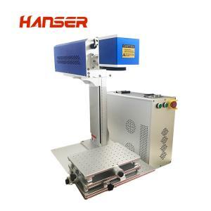 Buy cheap mini laser marking machine co2 laser printing on wood , acrylic , glass ,plastic product