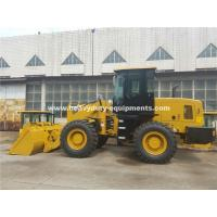 Quality Sinomtp 936 3tons Wheel Loader With Standard Axle And 9600kg Weight Heavy Equipment Loader for sale