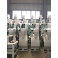 Big Output Complete Rice Mill CTNM15B Compact Structure Convenient Maintenance