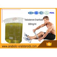 Buy cheap Injection Liquid Injectable Anabolic Steroids Testosterone Enanthate 600mg/ml product