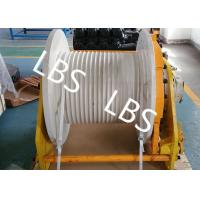 Buy cheap Good Performance Durable Hydraulic Cable Winch 100-10000m Capacity product