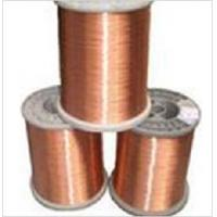 Buy cheap High quality and best price enamelled copper clad aluminum wire (ECCA) product