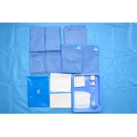 China Anti Static Single Use Non Woven Surgical OB Pack Disposable Sterile Pack wholesale
