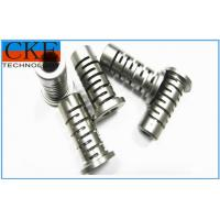 Buy cheap Custom Stainless Steel Machined Parts , CNC Drilling / Milling Part For Doors product