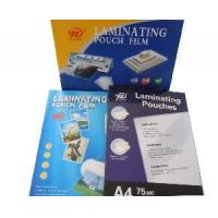 Buy cheap Pet Clear Laminating Pouch Film product