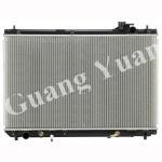 Buy cheap Anti Rust Hard Brazing Lexus Car Radiator 95 99 RX300 16400-20120 16400-20180 20220 20230 DPI 2452 product