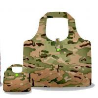 Buy cheap polyester shopping bag with tote product