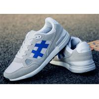 Buy cheap Microfiber + Mesh Upper Athletic Walking Shoes , Sports Running Shoes For Men product