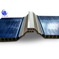 Buy cheap 930mm Plastic Hollow Board ASA Coated Corrugated Double Wall Polycarbonate Panels product