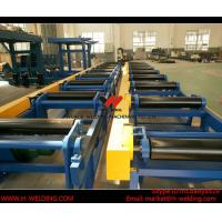 Buy cheap Mitsubishi Inverter H Beam Assembly Machine for H / T / I  Beam Production Line product