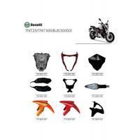 Buy cheap Plastic Motorcycle Spare Parts Benelli TNT25 TNT300 BJS300GS Lamps Long Service Life product