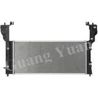 Quality High Efficiency Ford Aluminum Radiator , Ford Edge Radiator L4 2.0L DPI 13356 for sale