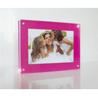 Buy cheap customized high grade acrylic photo frames wholesale product