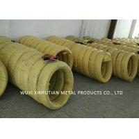 Buy cheap 400 Series Stainless Steel Wire Coil 3 Hardness Option Different Color Surface product