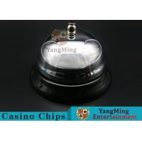 Buy cheap Casino Dedicated Stainless Steel Call Bell For Casino Poker Table Games product