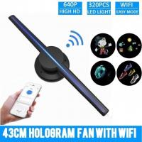 Buy cheap 3d Image Projection Hologram , Hologram Video Projector Wide Viewing Angle product