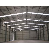 Buy cheap Stabilized And Guaranteed Industrial Steel Buildings Fabricated product