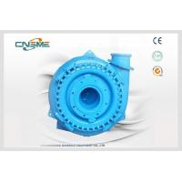 Buy cheap Metal Lined Sand Gravel Pump for Lake Dredging River Sand Removing product