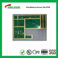 Buy cheap Pcb Fabrication Aeronautics Printed Circuit Board 4L RO3001 Assembly Design product