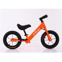 China Popular   No Pedal 12 14  Aluminum Octagonal Tube Kids Balance Bike  Toys on Bike With Antiskid Foot Pads on sale