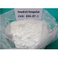 Buy cheap Adult Muscle Growth Steroids , Anapolon Oxymetholone 50mg 434-07-1 product