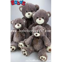 Buy cheap From Middle To Large Size Plush Teddy Bear Family Animal With Embroidery Paw product