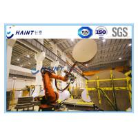 Buy cheap Automation Solutions Factory Robot Arm , Industrial Robot Manipulator In Paper Mill product