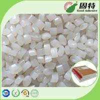 Buy cheap Spine paper Hot Melt Binding Glue Pellets With Paper Bag Package for bookbinding product