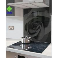 Buy cheap Stove High Temperature Ceramic Glass Panels , Ceramic Glass Sheet Solid Structure product