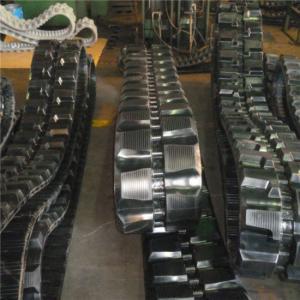 China Rubber Track B450*86*55 Skid Steer Loader Track for Bobcat T750/Bobcat/Case Excavator on sale