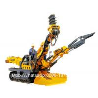 Buy cheap XCMG TWZ180 28MPa Subsurface Excavation Bogie For Tunnel Construction from wholesalers