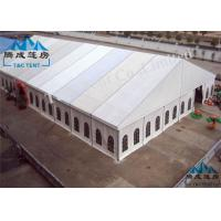 Fashionable Outside Canopy Tent , Selectable Size Wedding Party Tent