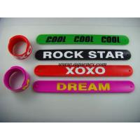 Buy cheap Wholesale Color ful  Silicone Stylus Touch Pen Silicone Slap Bracelet Band product