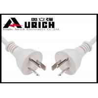 Buy cheap Argentina Type 3 Core AC Power Cable With Plug IRAM CE ROHS Certification product