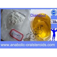 Buy cheap Oral / Injectable Anabolic Steroid Dianabol Methandrostenolone CAS 72-63-9 from wholesalers