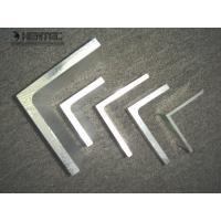 China Mill Finished 6061 extruded aluminum channel / bar polish  or  Mill Finish on sale