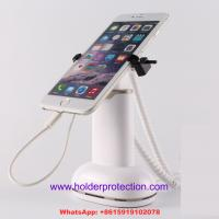 China COMER anti-theft display magnetic stands cell phone clip security retail alarm mounts on sale