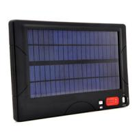 China multi crystal silicon 100 - 240V AC / DC white LED Solar Panels Battery Charger on sale