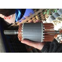 Buy cheap Rotor Electric Motor Commutator Armature 500W / 1.6KW / 2.0KW 3000RPM Hydraulic Parts product
