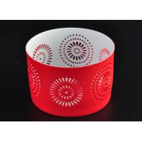 Buy cheap Outside Ceramic House Candle Holder Glassware Home Decoration product