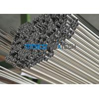 China TP321 / 321H 3 / 4 Inch Sanitary Stainless Steel Tubing , ASTM A269 Seamless Boiler Tube on sale