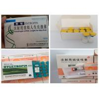 Buy cheap 148031-34-9 Hygetropin Human Grwoth Hormone 200Iu 191Aa Hgh Steroids from wholesalers