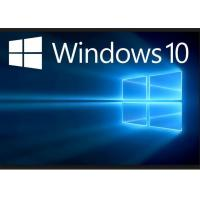 China Upgraded Windows 10 Home COA License Sticker Automatically Updateable on sale
