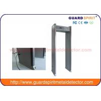 Buy cheap Door Frame Metal Walk Through Gate Walk Through For Shipping Mall product