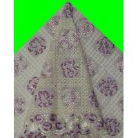 Buy cheap New Swiss Voile Lace Fabric product