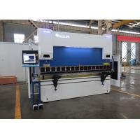 Buy cheap DELEM DA66T 3D Control 6 Axis CNC Press Brake 400 Ton X 6000mm product